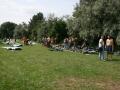Seskoky padákem na Buňkově
