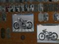 Výstava výrobních štítků z Československých motocyklů