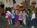 Jarní besídka ve třídě Kytiček MŠ Břehy
