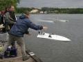 Závody lodních modelů na Buňkově