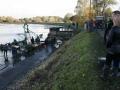 Výlov rybníka Buňkov