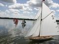 Makety a historické plachetnice na Buňkově