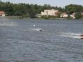 Závody lodních modelů FSR-V na Buňkově 2017