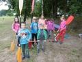Tábor vodních sportů na Buňkově