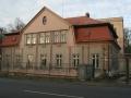 Vila na Výrově před rekonstrukcí v roce 2010