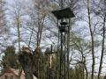 Boží muka se zvoničkou v Chrtníkách