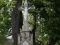 Boží muka se zvoničkou v Kolesách
