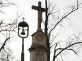 Boží muka se zvoničkou ve Škudlech