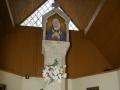 Kaple Panny Marie s mariánským sloupem v Kokešově
