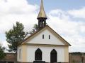 Hřbitovní kaple v Dolanech