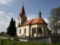 Kostel všech svatých ve Stojicích