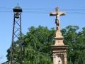 Kříž se zvoničkou v Neratově