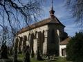 Kostel sv. Václava v Jezbořicích