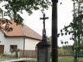 Boží muka se zvoničkou ve Štítu