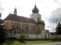 Kostel sv. Vavřince ve Svinčanech