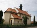 Kostel sv. Jiljí v Újezdu