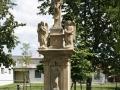Kříž v Pohřebačce