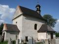 Kostel sv. Jana Křtitele v Semíně