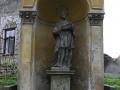 Kaplička sv. Jana Nepomuckého v Cholticích