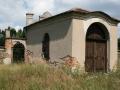 Márnice na židovském hřbitově v Přelouči