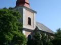 Kostel sv. Petra a Pavla v Rohovládově Bělé