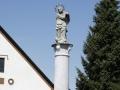 Socha Panny Marie ve Zdechovicích