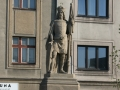 Socha sv. Václava v Přelouči