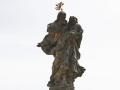 Sousoší sv. Josefa s Ježíškem a andílky v Osicích