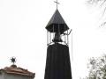 Zvonička u hřbitova v Cholticích