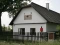 Rodný dům bratranců Veverkových v Rybitví