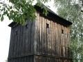 Dřevěná zvonice v Újezdu u Přelouče