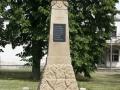 Pomník obětem 1. světové války v Osicích