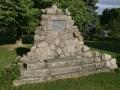 Pomník obětem 2. světové války v Klamoši