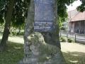 Pomník obětem 1. a 2. světové války