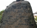 Pomník Mistra Jana Husa, jeho stoupenců a ctitelů