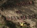 Památník tábora Rudé armády blízko Břehů (dnešní stav)