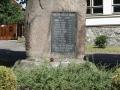Pomník obětem válek v Bezděkově