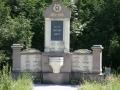 Pomník obětem 1. světové války ve Strašově