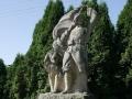 Pomník obětem 1. světové války v Žáravicích