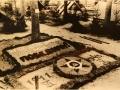 Památník tábora Rudé armády blízko Břehů