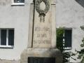 Pomník obětem 1. světové války v Dolanech