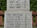 Pomník obětem 1. světové války ve Stojicích