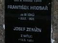Pomník obětem povstání v květnu 1945