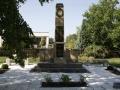 Památník obětí 1. a 2. světové války ve Starých Čívicích