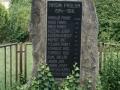 Památník obětí 1. světové války ve Štěpánově