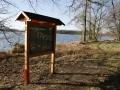 Naučná stezka kolem rybníka Buňkov