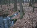 Výpust ze Sopřečského kanálu do Černého Nadýmače