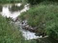 Ústí Opatovického kanálu u Semína