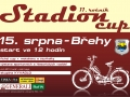 Plakát na Stadion cup 2009
