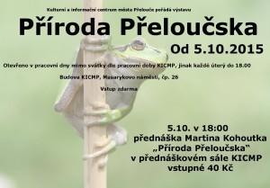 plakat_Kohoutek_PrirodaPreloucska